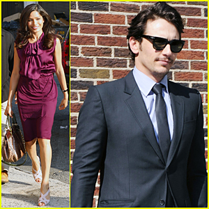 James Franco & Freida Pinto: 'Planet of the Apes' Takeover!