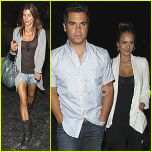 Jessica Alba &#038; Cash Warren: Matsuhisa Mates