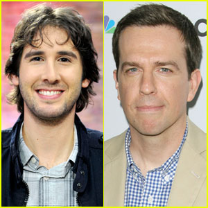 Josh Groban Joins 'The Office' As Andy's Brother