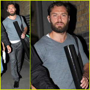 Jude Law: Donmar Theatre Exit!