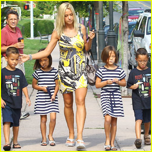Kate Gosselin: Haircuts for the Kids!