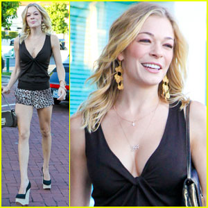 LeAnn Rimes: Nobu Night with Eddie Cibrian!