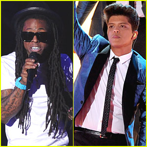 JJ Music Monday: Lil Wayne & Bruno Mars!