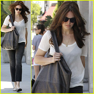 Mandy Moore: Headed to Cameroon!