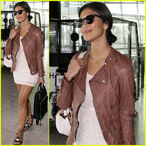 Nicole Scherzinger: London Lovely!