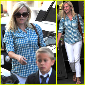 Reese Witherspoon: 'Mud' With Matthew McConaughey?
