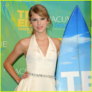 Teen Choice Awards Winners List 2011!