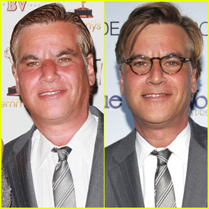 Aaron Sorkin Breaks His Own Nose While Screenwriting
