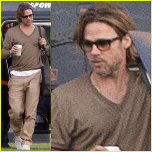 Brad Pitt: Plan B Producing 'The Normal Heart' Film
