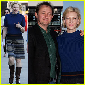 Cate Blanchett: Sydney Theatre Company Photo Call!