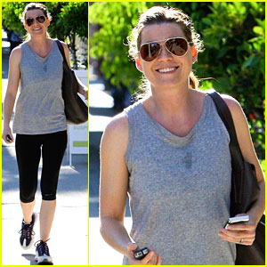 Ellen Pompeo: 'Grey's Anatomy' Season 8 Sneak Peek!