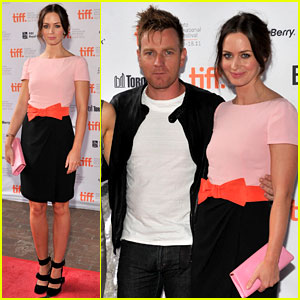 Emily Blunt: 'Your Sister's Sister' Premiere with Ewan McGregor