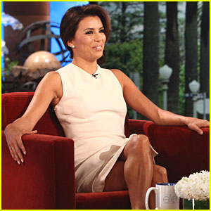 Eva Longoria: I'm in a Happy Place