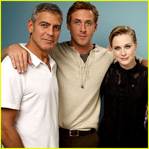 Evan Rachel Wood & Ryan Gosling: 'Ides' Portrait in Toronto!