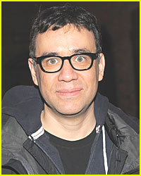 Fred Armisen & Abby Elliott Split