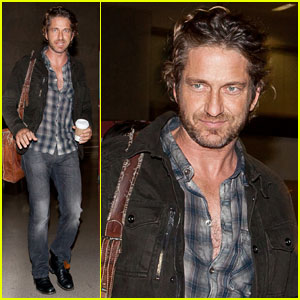 Gerard Butler Explains His Drastic Weight Loss