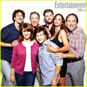 Jonathan Taylor Thomas: 'Home Improvement' Reunion!