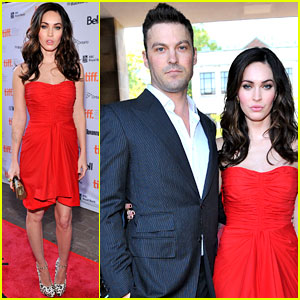Megan Fox: 'Friends with Kids' Premiere with Brian A