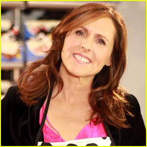 Molly Shannon Joins 'The Talk'