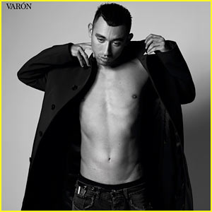 Nicola Formichetti: Shirtless for Varón Magazine!