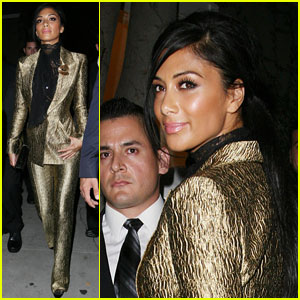 Nicole Scherzinger: Fashion's Night Out Performer