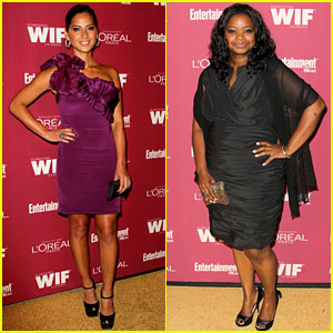 Olivia Munn & Octavia Spencer: EW Emmys Party!