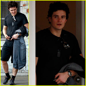 Orlando Bloom: 'Grateful' For His Paralyzing Fall