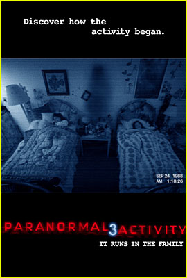 'Paranormal Activity 3' Poster!