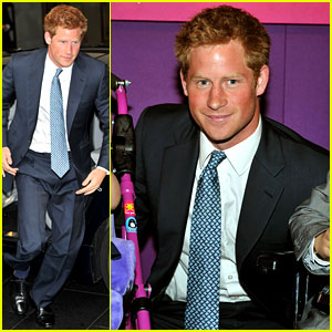 Prince Harry: WellChild Awards!