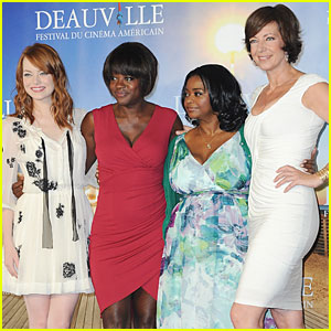 'The Help' Tops Box Office for Third Week