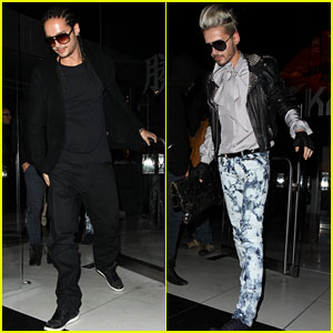 Bill &#038; Tom Kaulitz: Katsuya Duo!