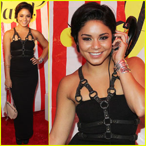 Vanessa Hudgens: Popchips Playland Party!