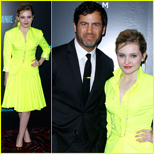Abigail Breslin: 'Janie Jones' New York Screening!