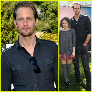 Alexander Skarsgard: Hamptons Film Festival's Breakthrough Performer!
