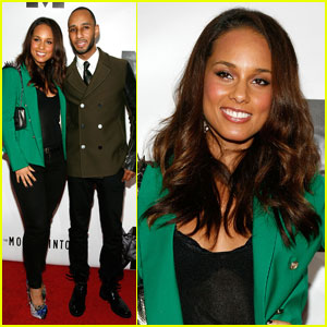 Alicia Keys: 'Mountaintop' Broadway Opening Night!