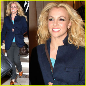 Britney Spears: Hopefully 30 Will Be A Good Year!