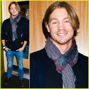 Chad Michael Murray: 'Everlast' Signing at Barnes & Noble!