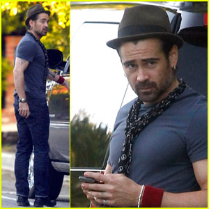 Colin Farrell Set to Star in 'Seven Psychopaths'