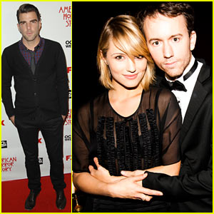 Dianna Agron & Zachary Quinto: Tyler Shields Compilation Video!