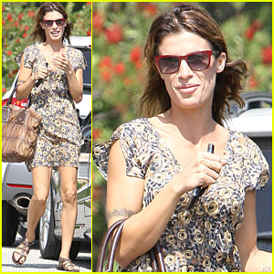 Elisabetta Canalis: Beverly Hills House Party!