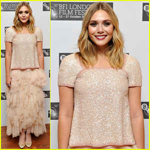 Elizabeth Olsen: 'Martha Marcy May Marlene' in London!