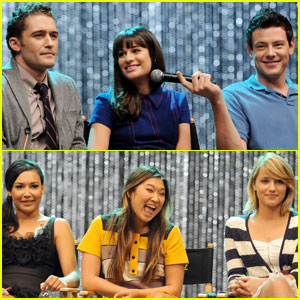 'Glee' Cast Celebrates 300th Musical Performance