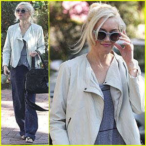 Gwen Stefani: Gavin Rossdale Cooks Amazing Things!