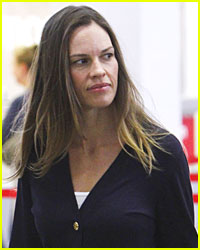 Hilary Swank Fires Staffers After Chechnya Concert?