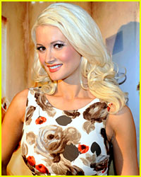 Holly Madison Insures Her Breasts for $1 Million
