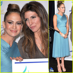Jennifer Lopez: Maribel Foundation Receives $500,000 Pledge!