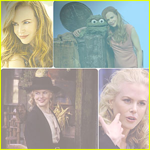 Nicole Kidman: Newly Redesigned Website!