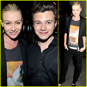 Chris Colfer &#038; Portia de Rossi: New Yorker Festival!