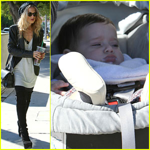 Rachel Zoe: Sunday Shopping with Baby Skyler!