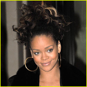 Rihanna: Hospitalized in Sweden